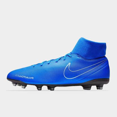 Nike Phantom Vision Club DF Mens FG Football Boots