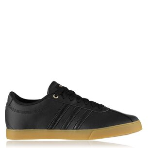 adidas Courtset Leather Ladies Trainers