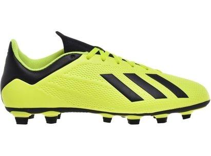 adidas X 18.4 Firm Ground Mens Football Boots