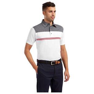 Callaway Block Lisle Polo Shirt Mens