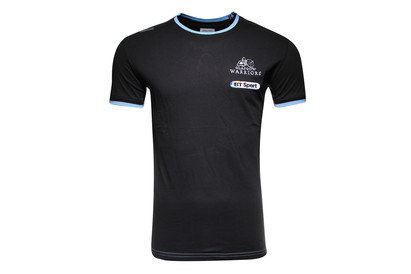 Macron Glasgow Warriors 2015 Players Cotton Rugby T-Shirt