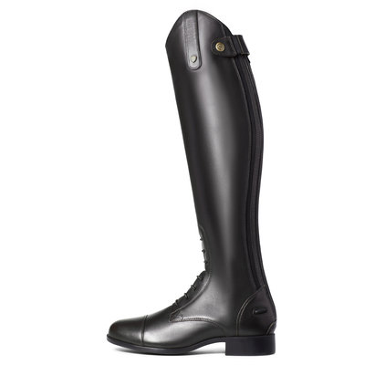 Ariat Heritage Contour Field Ladies Riding Boots - Black