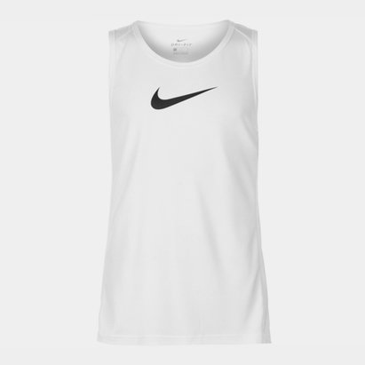 Nike Cross Over Tank Top Mens White