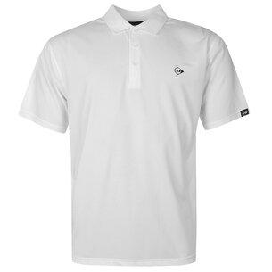 Dunlop Plain Polo Shirt Mens