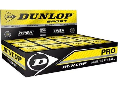 Dunlop Squash Balls