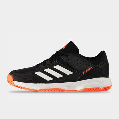 adidas Court Stabil Jnr Indoor Court Trainer