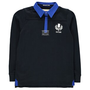 Team Rugby 2019 Long Sleeve Jersey Junior Boys