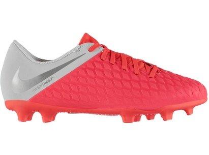 Nike Hypervenom Club FG Junior Boys Football Boots