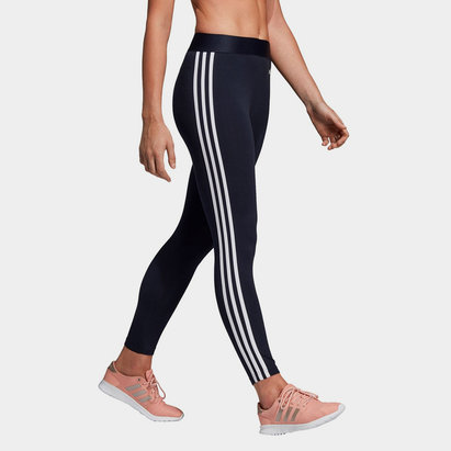 adidas 3 Stripe Leggings Ladies