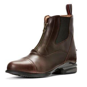 Ariat Devon Nitro Paddock Boots Chocolate