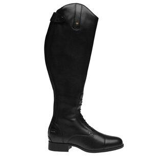 Ariat Heritage Contour II Field Zip Ladies Riding Boots - Black
