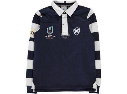 Team Rugby 2019 Team Long Sleeve Jersey Kids