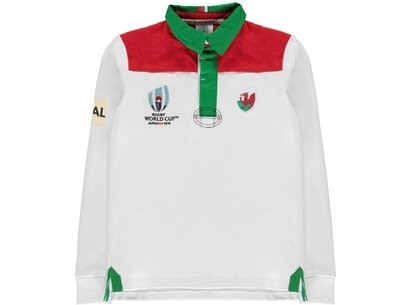 Team Rugby 2019 Team Long Sleeve Boys Jersey