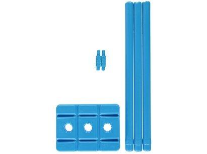 Slazenger Academy Plastic Stumps and Base