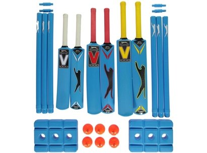 Slazenger Academy Team Cricket Set Jnr 93