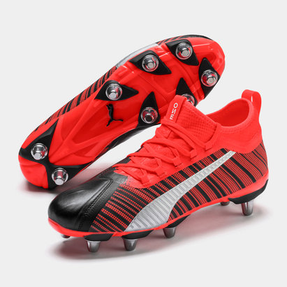 Puma One H8 SG Rugby Boots