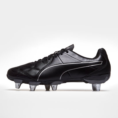 Puma King Hero H8 SG Rugby Boots