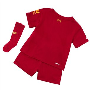 New Balance Liverpool 19/20 Home Mini Kids Football Kit