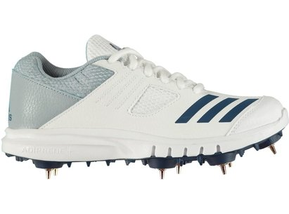 adidas Howzat Spike Cricket Shoes Juniors