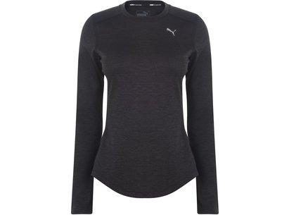 Puma Ignite Long Sleeve T Shirt Ladies