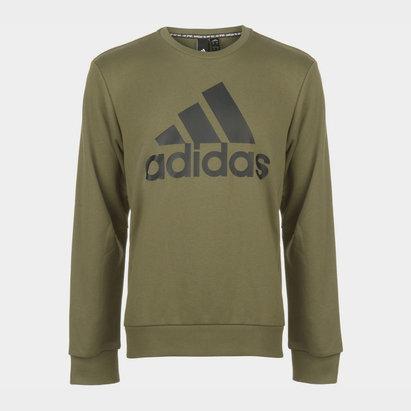 adidas BOS Crew Sweatshirt Mens