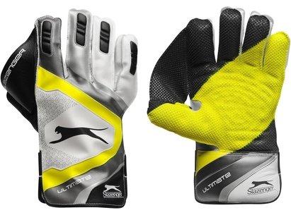 Slazenger Ultimate Flex Wicket Keeper Gloves Mens