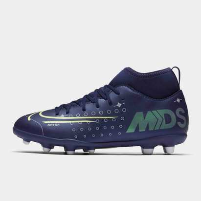 Nike Jr. Mercurial Superfly 7 Club MG Little Big Kids Multi Ground Soccer Cleat
