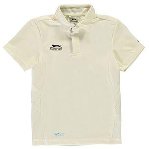 Slazenger Aero Cricket Shirt Junior