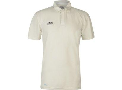 Slazenger Aero Cricket Shirt Mens