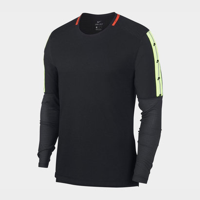 Nike WR Long Sleeve T Shirt Mens