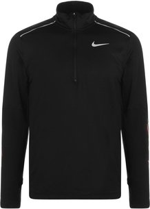 Nike Element Zip Top Mens