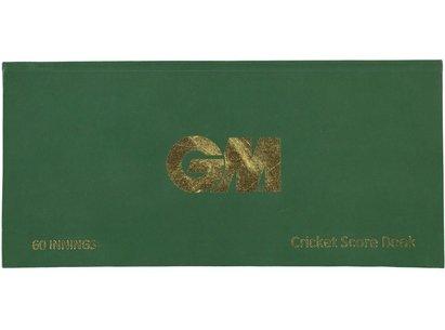 Gunn And Moore 60 Innings Scorebook