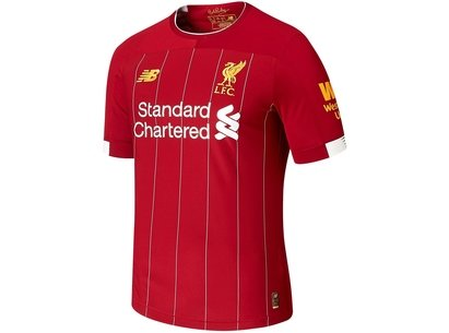 New Balance Liverpool 19/20 Home Elite Match S/S Football Shirt