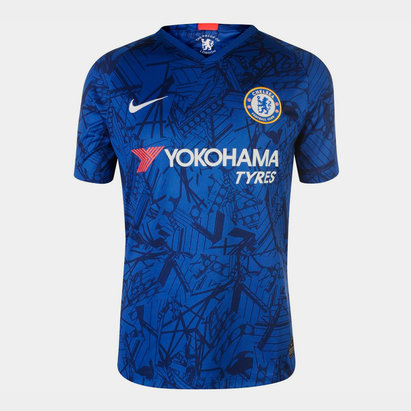 Nike Chelsea 19/20 Home Replica Football Shirt Mens