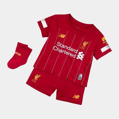 New Balance Liverpool 19/20 Home Baby Football Kit