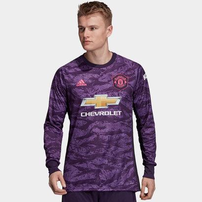 adidas Manchester United 19/20 Home Goalkeeper Shirt