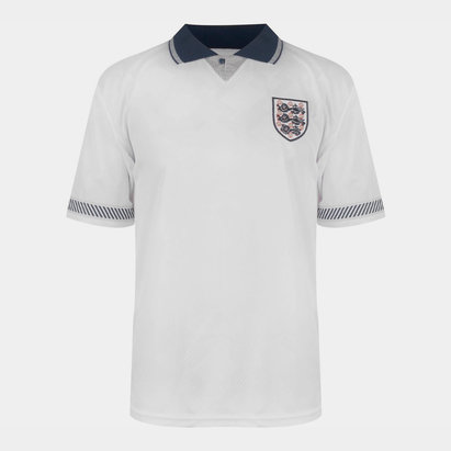 Score Draw England 90 Home Jersey Mens