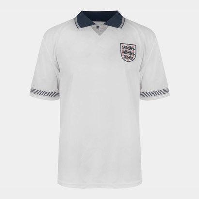 Score Draw England 90 Home Jersey Mens