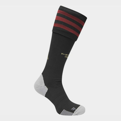 adidas Manchester United 19/20 Home Football Socks