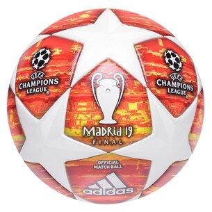 adidas UEFA Champions League Final Official Match Ball