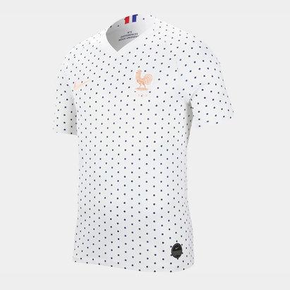Nike France Womens World Cup 2019 Away Shirt Ladies