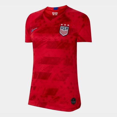 Nike USA Womens World Cup 2019 Away Shirt Ladies