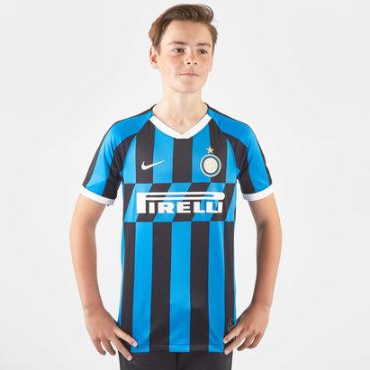 Inter Milan 19/20 Home Replica Kids Football Shirt