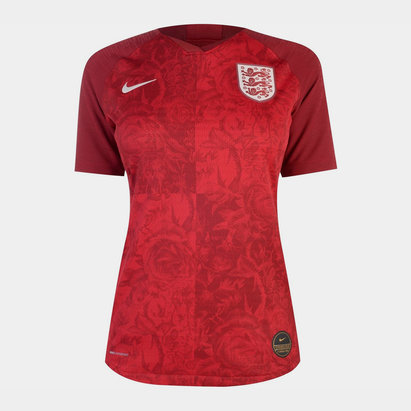 Nike England Vapor Away Shirt 2019 Ladies