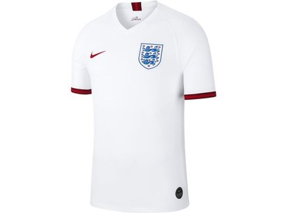 Nike England Home Shirt 2019 Unisex Adults