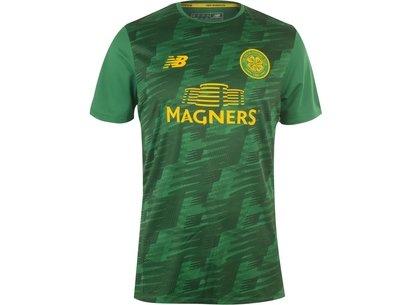 New Balance Celtic Off Pitch Shirt 2019 2020