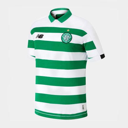 New Balance Celtic Home Shirt 2019 2020 Junior