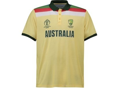 World Cup Retro Cricket Shirt Mens
