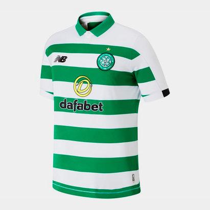 New Balance Celtic Home Shirt 2019 2020