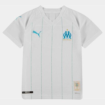 Puma Marseille Home Shirt 2019 2020 Junior